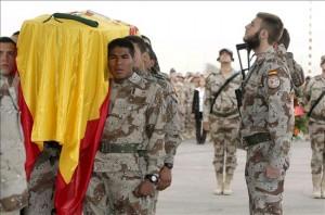Afganistán soldado muerto español